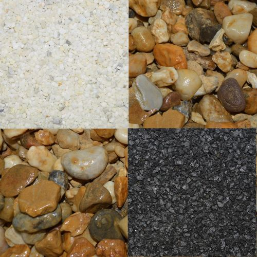 Single Colour Gravels